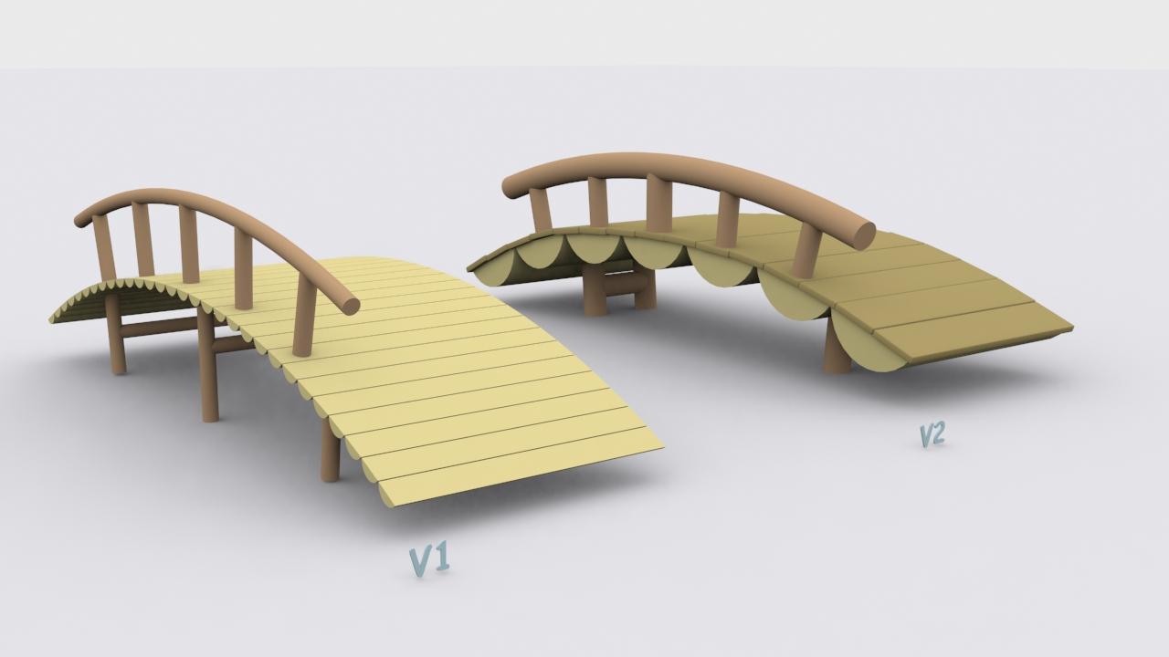 Bridge making 8